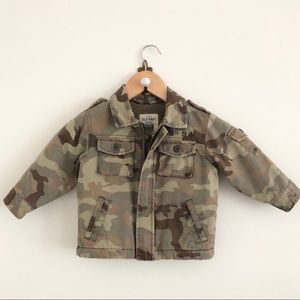 Old Navy Camouflage Coat
